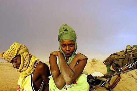 Lynsey Addario – aus dem Projekt 'Darfur' (Courtesy Lynsey Addario)