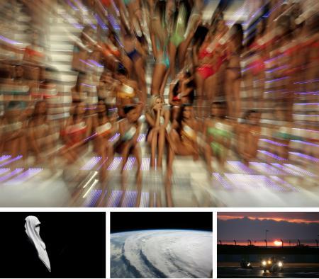 Rom, Italien; Jerusalem, Israel; Weltraum; Magny-Cours, Frankreich. Bildgalerie (Fotos Keystone)