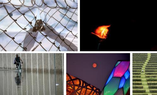 Madrid, Spanien; Lourdes, Frankreich; Houston, Texas, USA; Peking, China; Berlin, Deutschland. (Bilder Keystone)