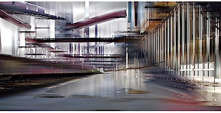 Sabine Wild: Kokerei Zollverein. Aus Freizeit.Architektur.NRW
