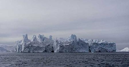 Tiina Itkonen: Iceberg 4