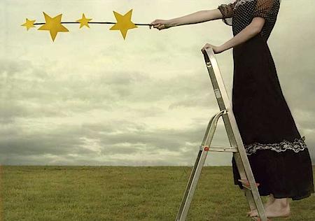 Theresa Martinat, 19 Jahre, Wie die Sterne in den Himmel kommen... Deutscher Jugendfotopreis