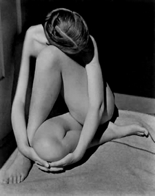 Edward Weston, Nude 1936, (Bild: Norddeutscher Rundfunk / Center for Creative Photography, Arizona Board of Regents)