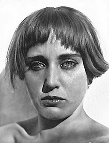 Edward Weston, Nahui Olin, 1924 (Bild: Norddeutscher Rundfunk / Center for Creative Photography, Arizona Board of Regents)