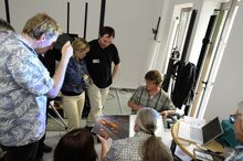 Praxisworkshop des PIC (Bild © R. Graggo)