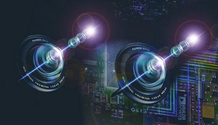 Fuji Stereo-Optik (Bild: Fuji)