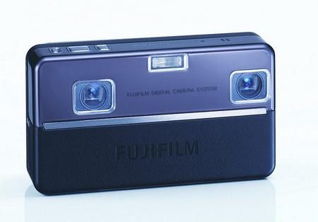 Die 3D-Digitalkamera von Fuji