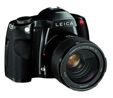 Leica S2: 70 mm ist hier die Normalbrennweite. (Bild:Leica)