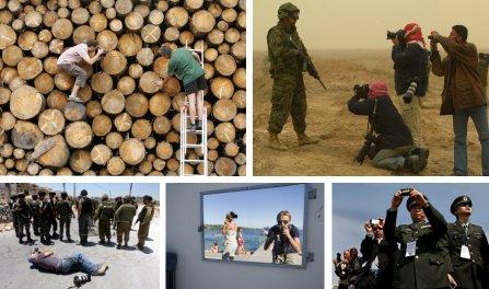 Ohrdruf, Deutschland; Samawa, Irak; Maasarah, Israel; Genf, Schweiz; Kapstadt, Süfafrika. (Bilder Keystone)