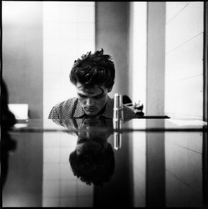 Chet Baker in Hollywood, 1954. Aufnahme von William Claxton. (Bild Keystone)