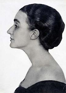 Hugo Erfurth: Maria Carmi, 1914 Fotografische Sammlung, Museum Folkwang, Essen (c) DACS 2008