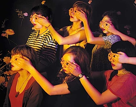 Julia Kissina - aus: Ich sehe was, was du nicht siehst, 2008