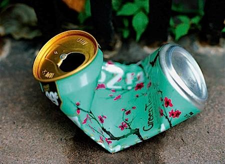 Jessica Backhaus, Green Tea, 2006 (aus: What Still Remains)