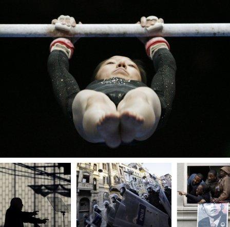 Zürich, Schweiz; Scranton, USA; Istanbul, Türkei; Philadelphia, USA. (Bilder Keystone)