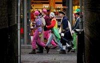 Der Karneval beginnt in Vrijthof in Maastricht, Niederlande (Keystone / EPA / Marcel Van Hoorn)
