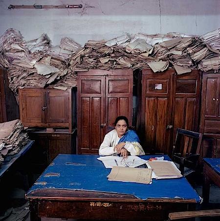 Jan Banning: Indien, 2003. Jan Banning/laif