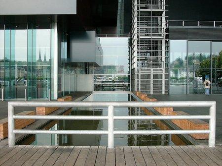 Das Kunst- und Kulturzentrum Luzern. Leserfoto: Klick für Vollansicht (© Jörg Bühlmann).