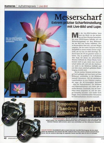 Das ist der ganze Artikel. Die Bilder sind PR-Material der Kamera-Hersteller.