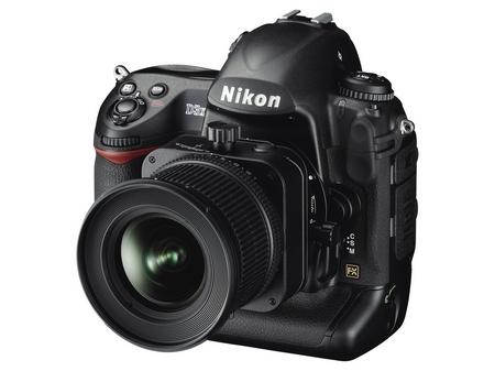 Nikon D3X: Fürs Studio gebaut.
