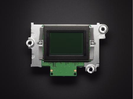 Nikon D3X Sensor