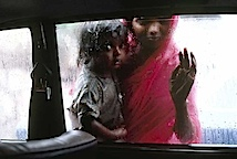 Steve McCurry: Bombay, Indien 1996