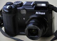 Nikon Coolpix P6000: Kompakte mit GPS (© ps)