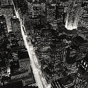 Michael Kenna: Fifth Avenue, New York, USA, 2000