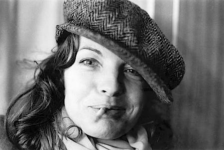 Robert Lebeck: Romy Schneider, Berlin 1976