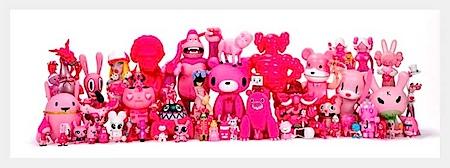 Daniel und Geo Fuchs: Group Pink