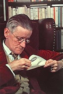 Gisèle Freund: James Joyce, 1939