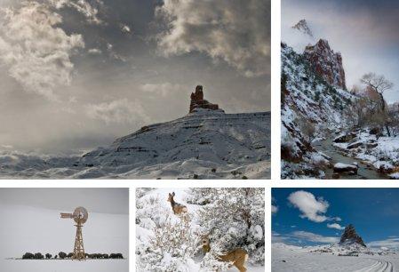 Monument Valley & Zion National Park, Utah (Bilder ps)