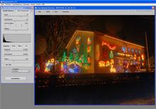 Das Bild kann nun mit Detail Enhancer...
