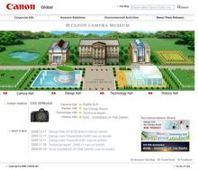 Das virtuelle Canon Kameramuseum