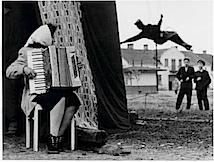 Bogdan Dziworski: 2 (Aus My View) 1970er Jahre.  Courtesy Albertina Wien