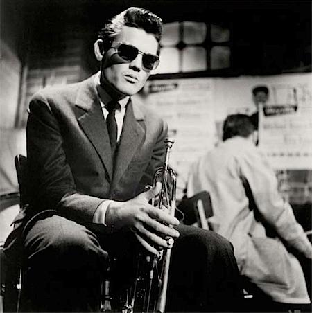 Susanne Schapowalow: Chet Baker, 1955
