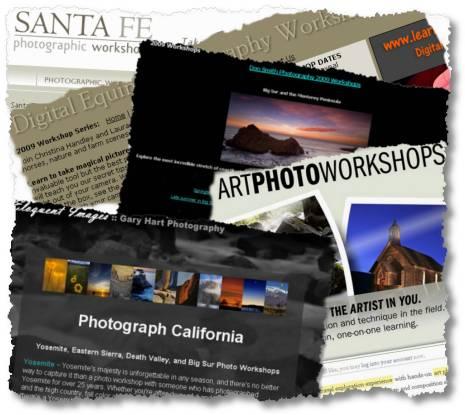 Investition Foto-Workshop: Die richtige Wahl treffen