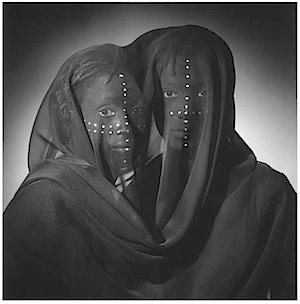 Aida Muluneh: Der Geist der Schwesternschaft aus der Serie Äthiopisches Licht