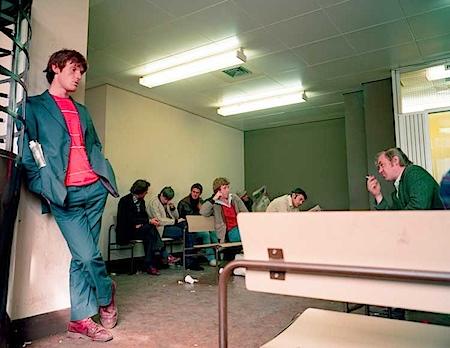 Paul Graham: Fotografie aus der Serie Beyond Caring, 1984-85. © Paul Graham, 2008