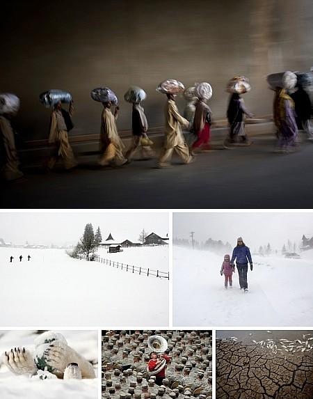 Islamabad, Pakistan; Einsideln, Schweiz; unbekannt; Berlin, Deutschland; Madison, Wis., USA, Liunlang, China. Klick für Vollansicht (Bidler Keystone)