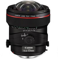 Das Canon TS-E 17mm 1:4L Tilt-Shift-Superweitwinkel