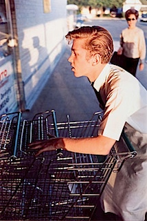 William Eggleston: Untitled, 1965-68 and 1972-74, from Los Alamos, 2003. © Eggleston Artistic Trust. Courtesy Cheim & Read, New York