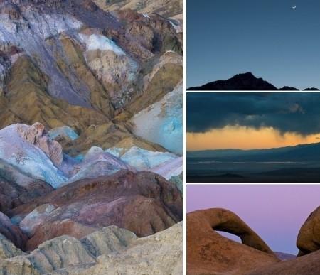 Nur die Farben zählen: Bunter Dreck und bunter Himmel. Klick für Bildgalerie (© 2009 Peter Sennhauser)
