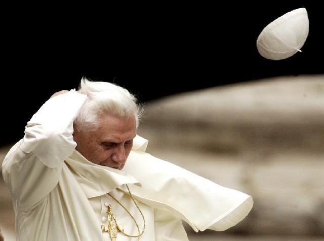 Papst Benedikt XVI (Keystone)