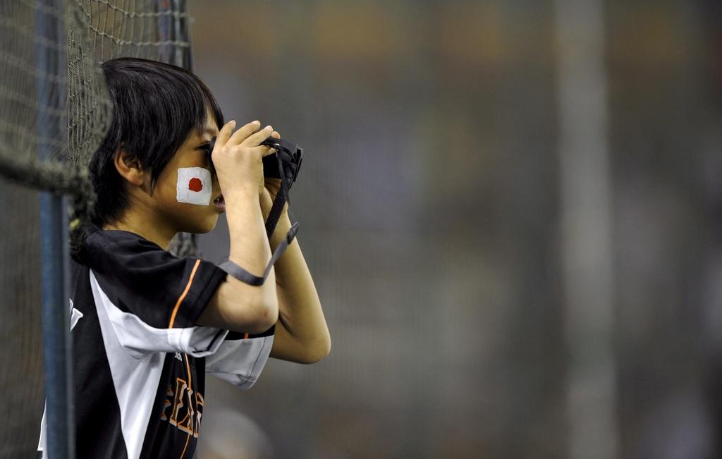 Japanisches Baseball (Keystone)