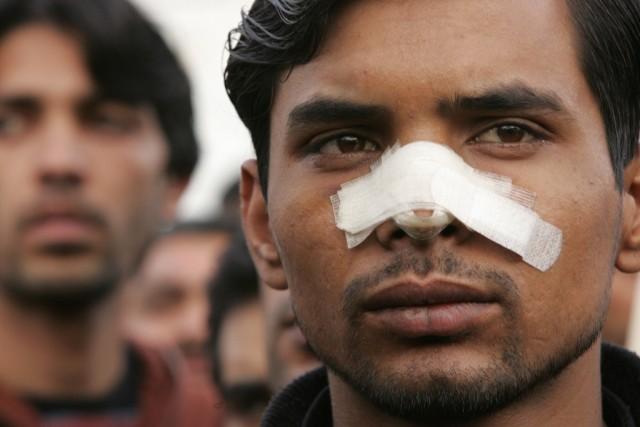 Pakistanische Einwanderer (Keystone)