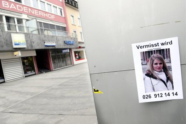Vermisste Frau Schweiz (Keystone)