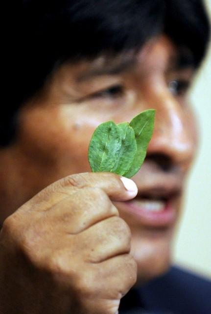 Evo Morales (Keystone)