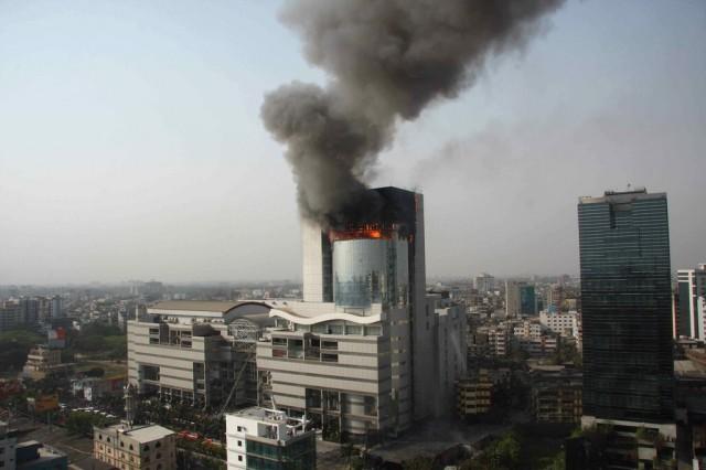 Bashundara City Mall Dhaka (Keystone)