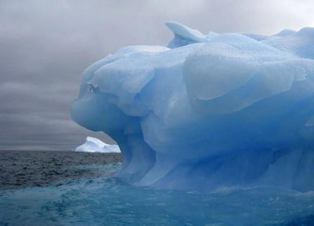 Blauer Eisberg (Keystone)