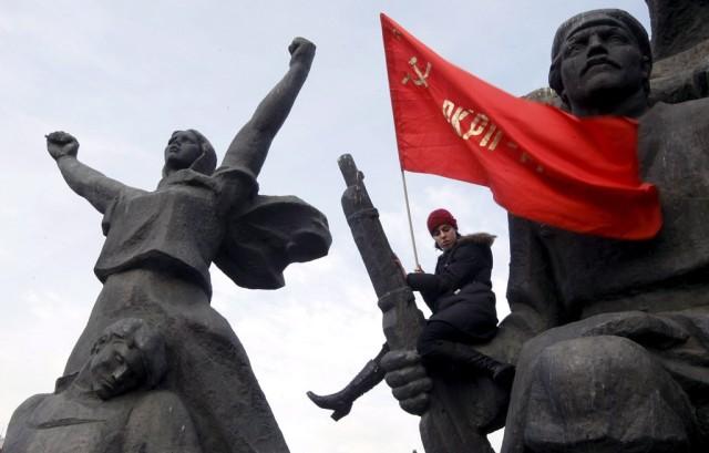 Kommunistin (Keystone)